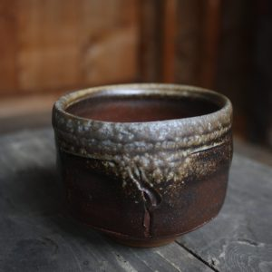 Wood Fired Tea Bowl