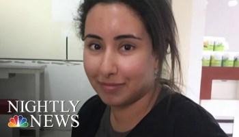 NBC Nightly News: Latifa