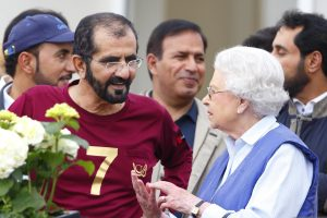Dubai Sheikh's friendship with Queen is one of many ties that bind