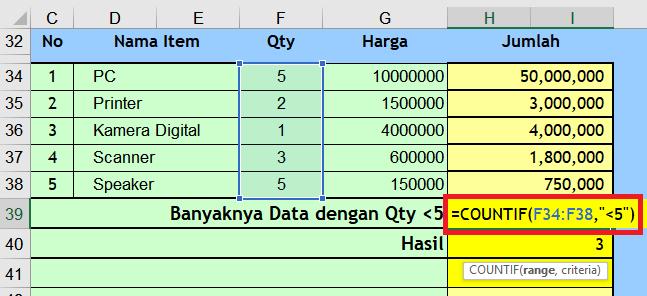 Rumus Excel Berikut Ini Wajib Kita Kuasai