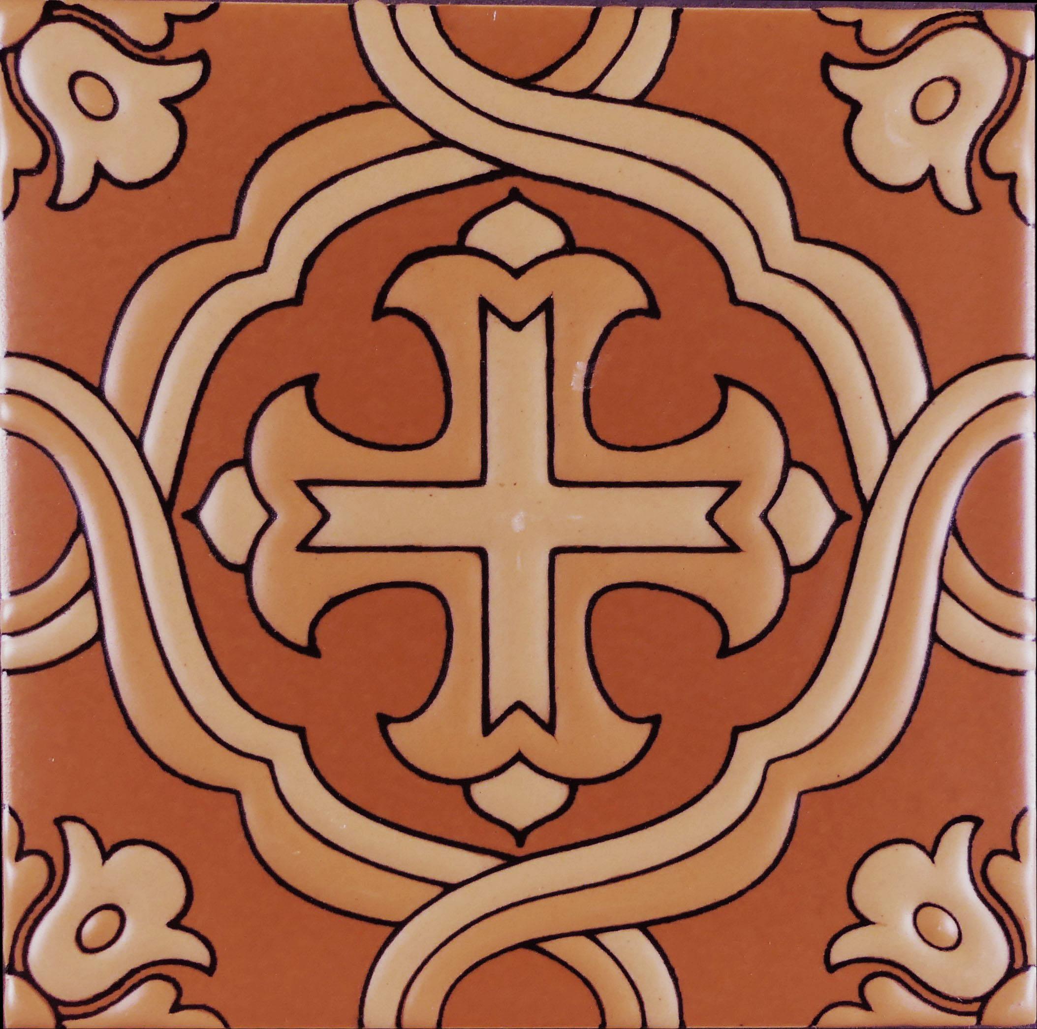 santa cruz terra cotta porcelain tile