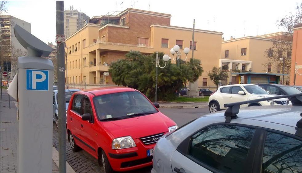 Dipingere Strisce Parcheggio : Arriva la tassa parcheggio infuriati i commercianti mesagnesera
