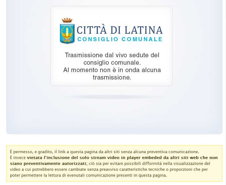latina-consiglio-comunale-vietato-sui-siti-web