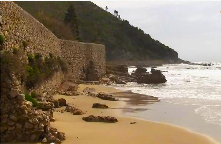 spiaggia tiberio