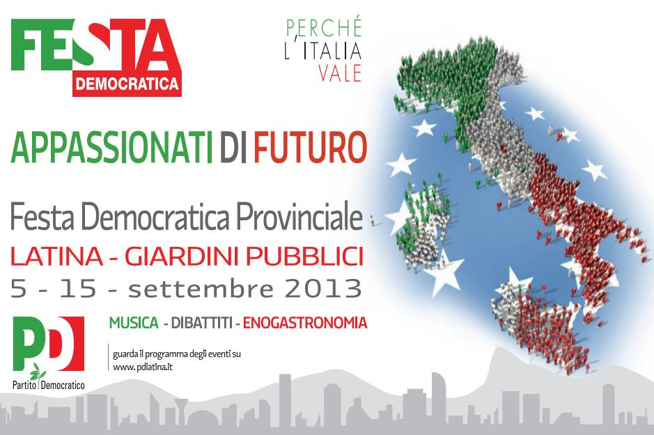 festa-democratica-pd-latina-2013-1