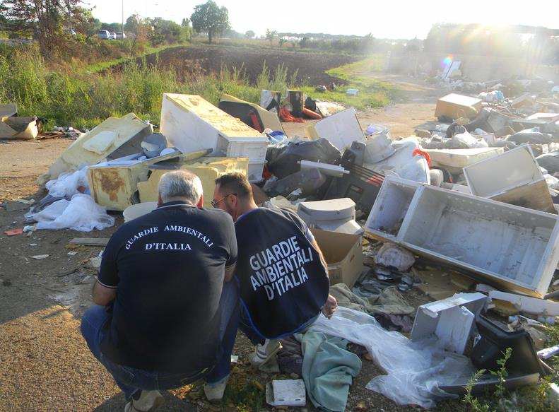 discarica-guardie-ambientali-latina-24ore