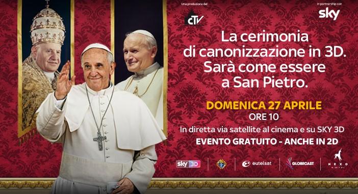 canonizzazione-papa-diretta