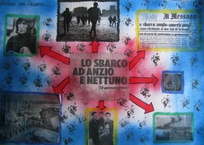 15- Guadagnuolo Arte in Classe -Sbarco di Anzio-Nettuno