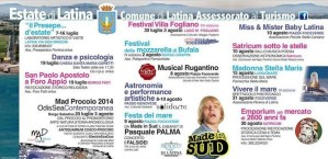 calendario-estate-2014-latina-eventi