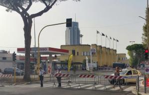 polizia-locale-stadio-latina-latina24ore