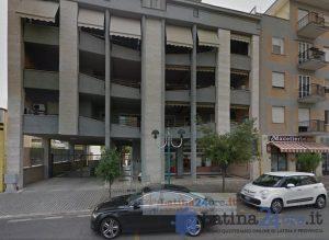 Il palazzo dove Lollo ha acquistato 3 appartamenti a Latina