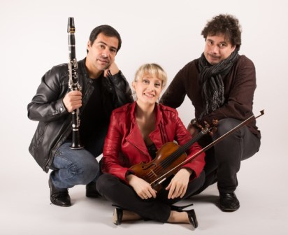 Alessandro Carbonare Trio