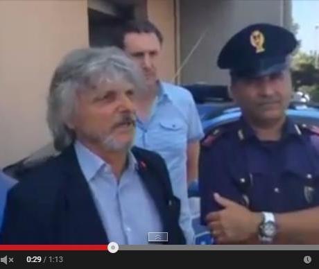 video-ferrero-ringrazia-polizia-stradale