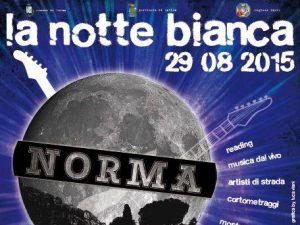 NORMA NOTTE BIANCA