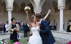 UNO DEI MATRIMONI AL CHIOSTRO DI S (7)