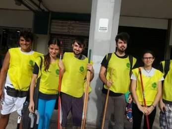 pulizia-parco-volontari-ragazzi-latina