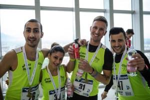 Il team della We Run Latina