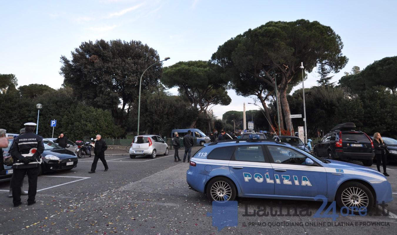 polizia-giardini-latina-parco