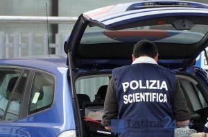 polizia-scientifica-auto-latina