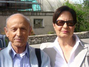 Rosetta-Merciaro-con -Pasquale-Esposito