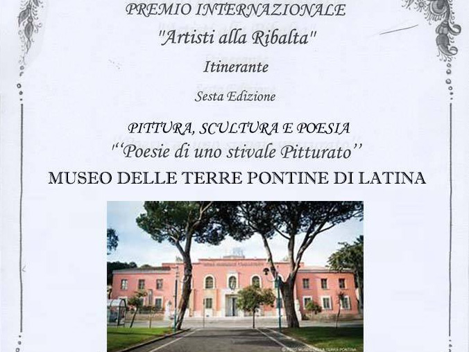 latina-piazza quadrata-artisti alla ribalta-aprile-2016