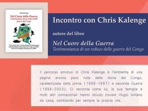 chris kalenge-stoa-latina-maggio 2016