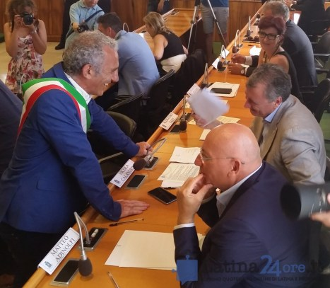 consiglio-comunale-latina-coletta-calandrini