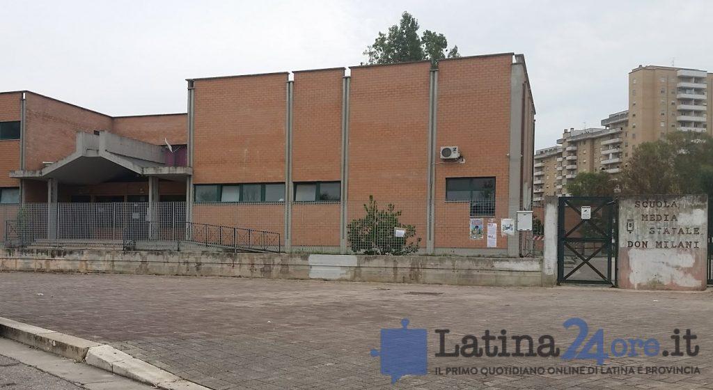 scuola-media-donmilano-latina-latina24ore