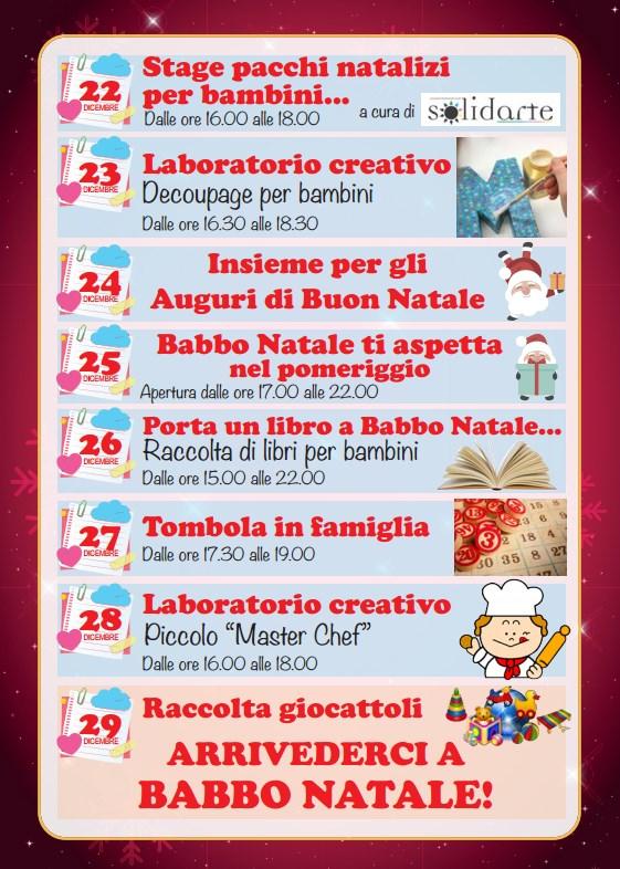 Babbo Natale Whatsapp.Casa Babbo Natale Latina 3 Latina 24ore It