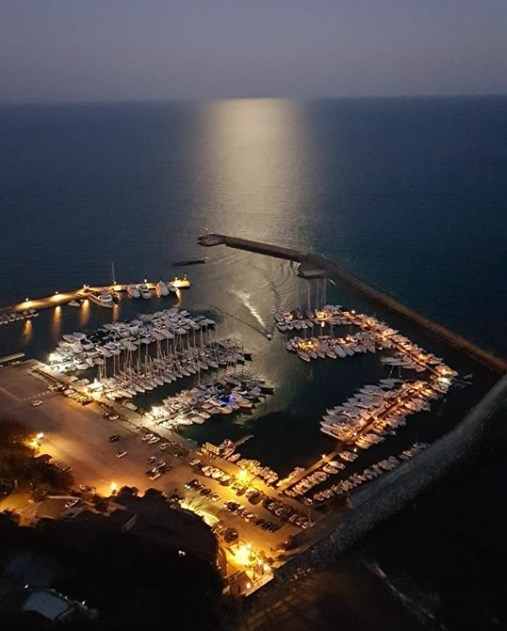 porto-sanfelice-circeo-notturna-2017