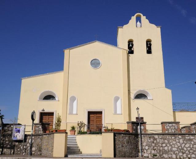 Chiesa Minturno Santa Maria Infante
