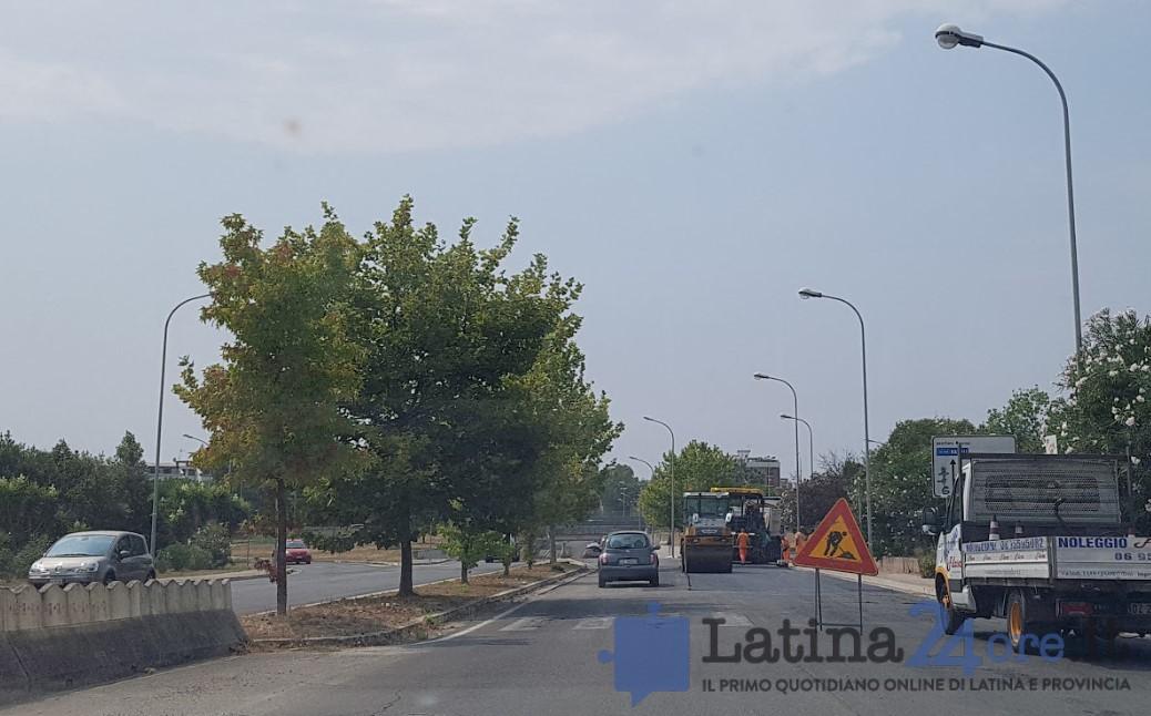 lavori-asfalto-strada-via-picasso-latina-3
