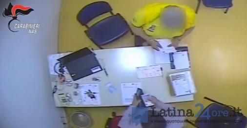 falsi-certificati-invalidi-latina-arresti-nas-2