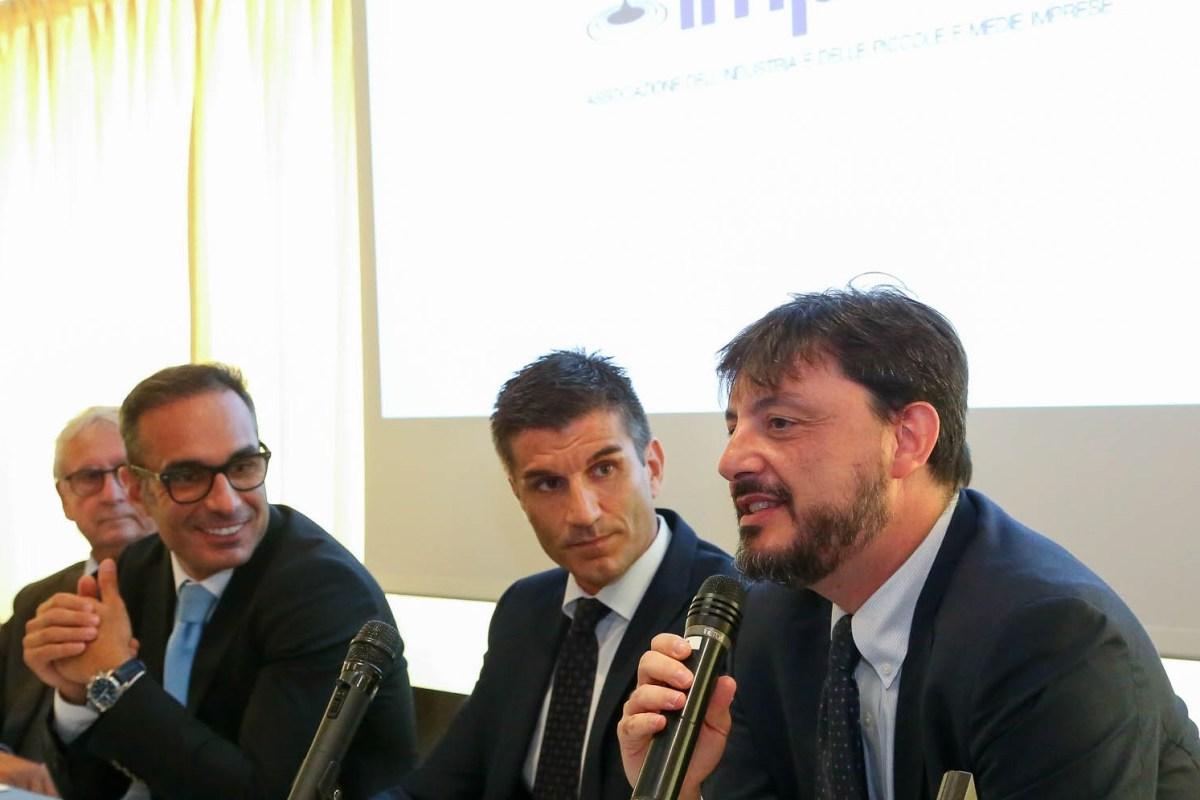 Consigliere regionale Patanè incontro con Impresa su autostrada Roma - Latina