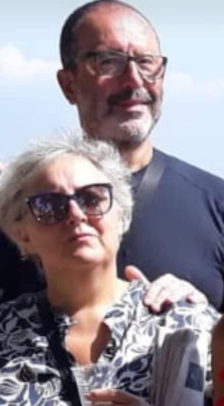Anna Della Valle e Antonio Marone