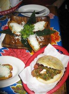 Venezuelan food arepas NYC