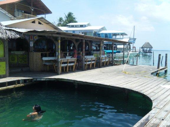 Panama adventures, Bocas Del Toro hostel