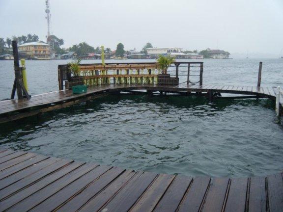 Panama Bocas Del Toro Aqua Lounge Hostel