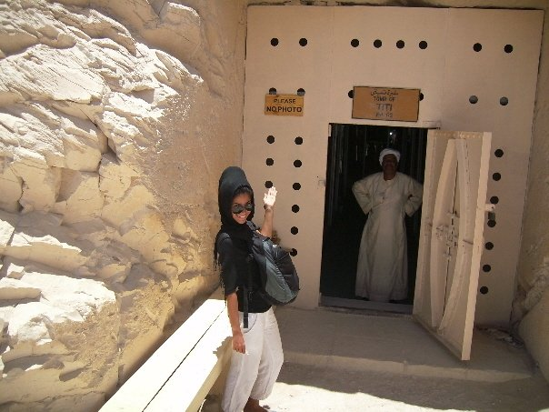 how to dress in Egypt