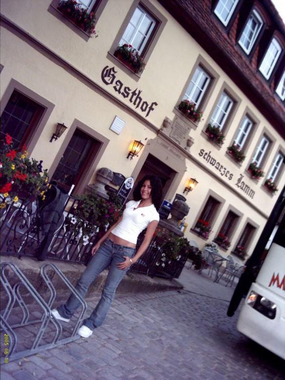 Europe 2005, gasthof hotel