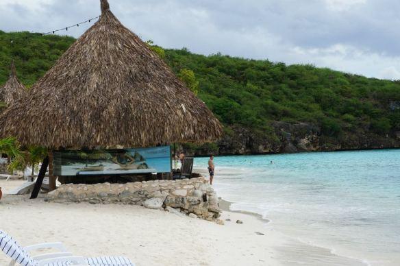 Cas Abou beach, Curacao