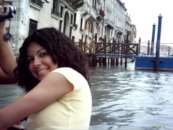 Euro trip, Venice gondola ride 2