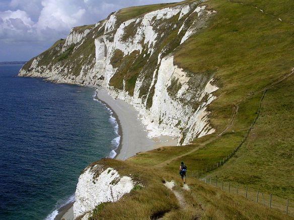 travel bucket list - Dorset Coast, England, UK