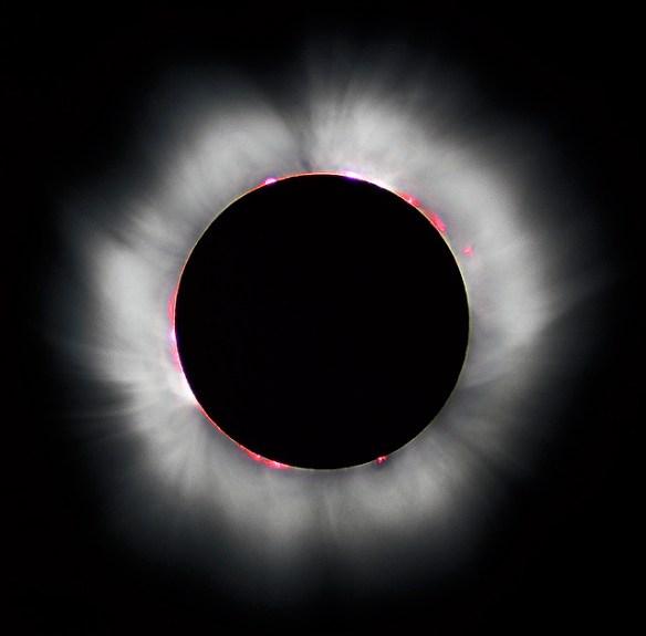 travel bucket list, total solar eclipse