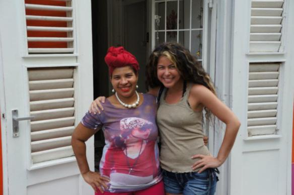 travel without a plan, my Curacaoan host