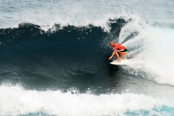 Puerto Rican slang, surfing or selfin
