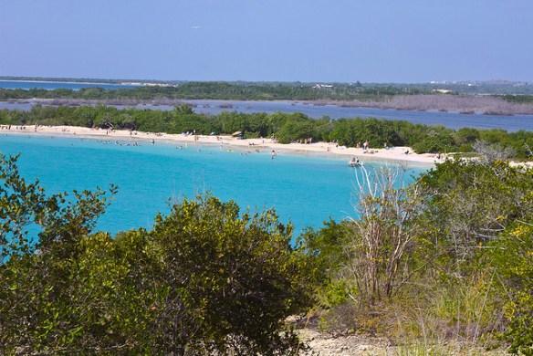 Cabo Rojo beaches, Playa Sucia La Playuela