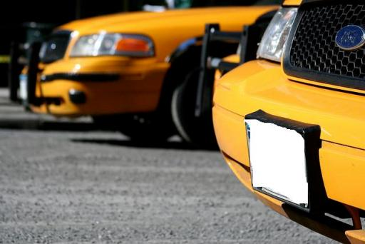 Taxi cab driver story