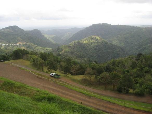 Driving in Puerto Rico, Orocovis
