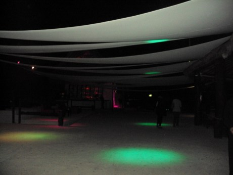 Playa Del Carmen nightclubs review, Coco Maya dance floor